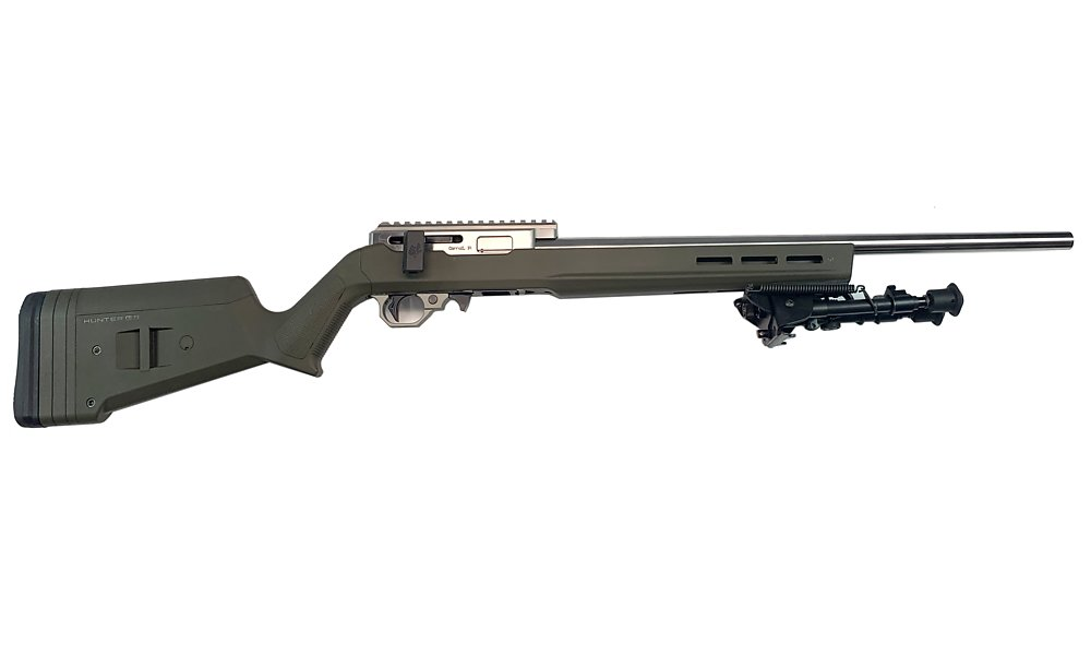 Clearance Summit with bipod