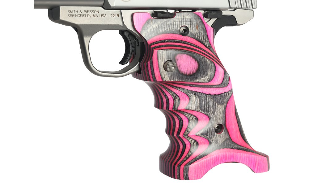 SW22 Grips in Pink