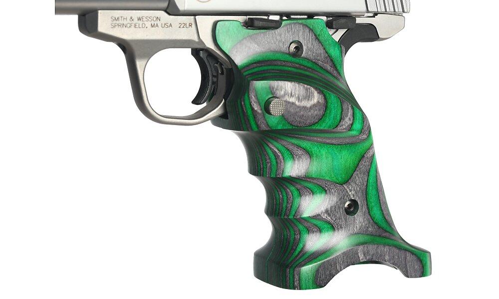 SW22 Grips in Green