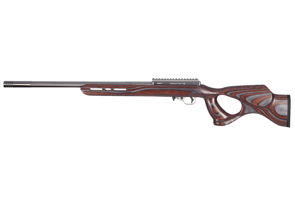 Deluxe WSM with Brown/Gray Thumbhole Stock