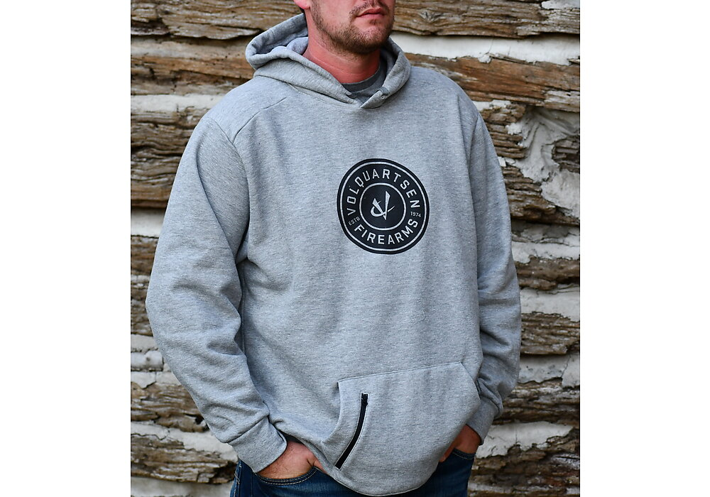 Hoodie with Zipper Pocket