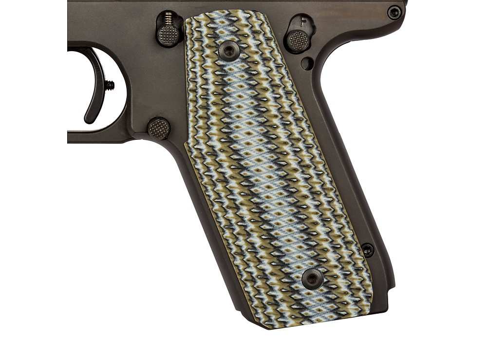 Green VZ Grips for Mag Scorpion