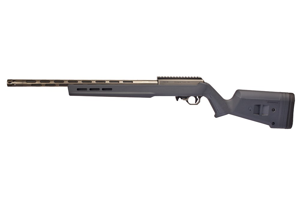 Battleworn Rifle - Gray