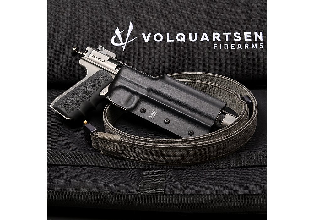 Scorpion in Holster