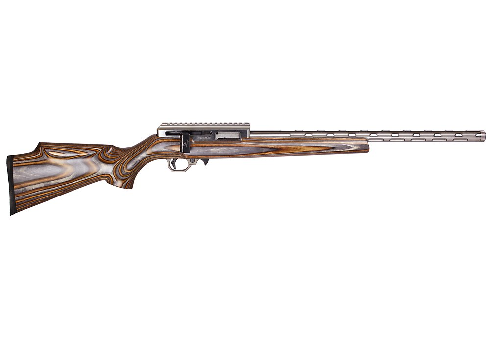 I-Fluted Summit 17 WSM with Brown/Gray Sporter Stock