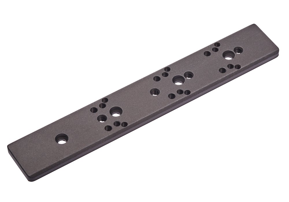 Low Profile Rifle Rail