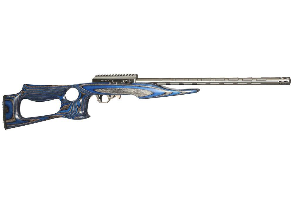 IF-5 with Blue Laminated Lightweight Thumbhole