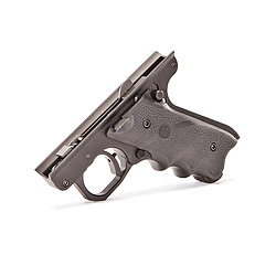 Black Frame with Hogue Grips Target 22