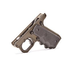 OD Green Frame with Hogue Grips 1911