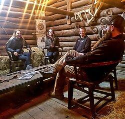 Cabin shot