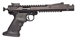 MK IV Pistol with Volthane Grips