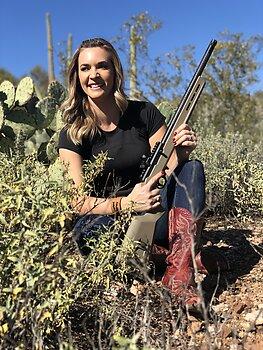 Katie Pavlich with VM-22