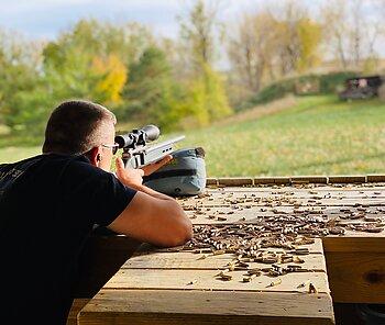 Scott on the Range