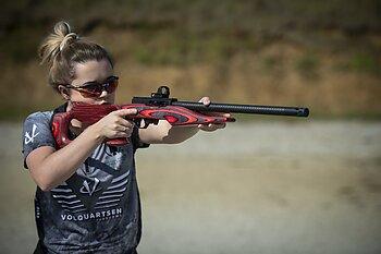 Red Ultralite Cheyenne Dalton