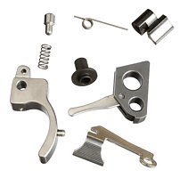 Accurizing Kit for MKII, Silver with Stainless Trigger