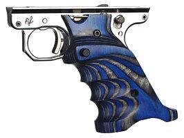 Blue MKIII Grips