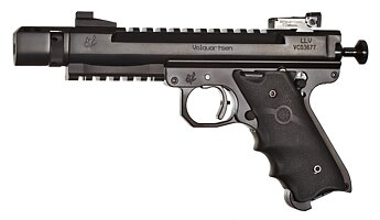 SS Scorpion MK3 with Target Sights and Comp