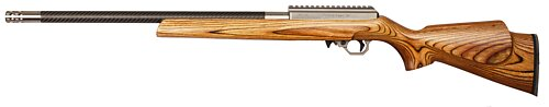 Lightweight 17 WSM With Brown Sporter Stock
