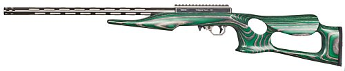 IF-5 with Green Lightweight Thumbhole Stock