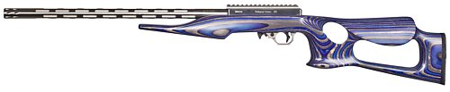IF-5 With Blue Lightweight Thumbhole Stock