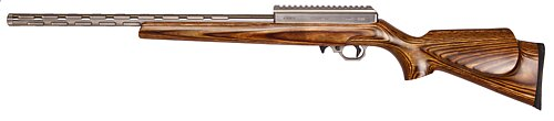 I-Fluted Summit 17 WSM with Brown Sporter Stock
