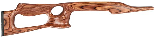 Lightweight Thumbhole Stock - Brown