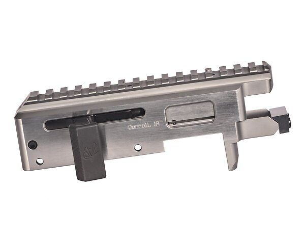 Stainless Summit Receiver