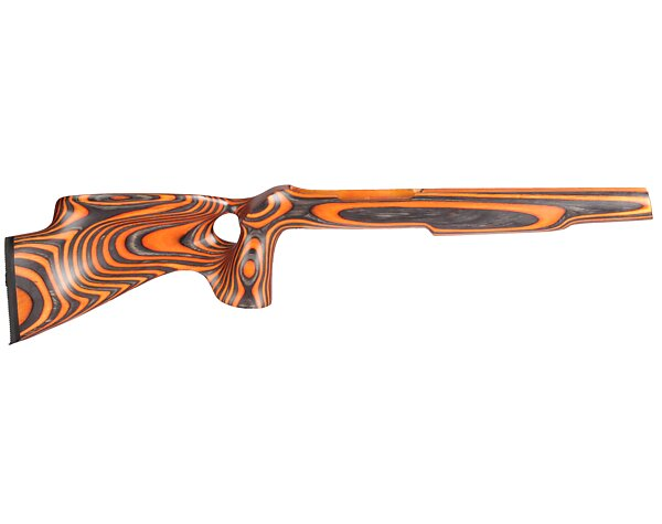 Orange Thumbhole Stock