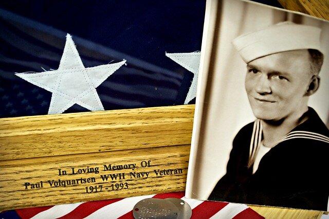 Veterans Day 2017 Paul Volquartsen